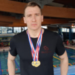 Пловец Glorax Life взял три золота на международных соревнованиях