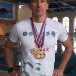 Пловец Glorax Life взял пять медалей в 28 Открытом Чемпионате по плаванию