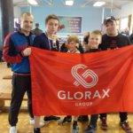 Юниоры команды Glorax Life заняли первые места в Открытом турнире по боксу
