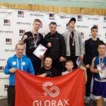 Юниоры Glorax Life завоевали медали на Открытом Чемпионате и Первенстве Федерации К-1