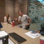 Состоялась лекция с чемпионом Glorax Life Андреем Курносовым