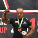 Участник Glorax Life завоевал бронзу на Кубке Москвы по бодибилдингу