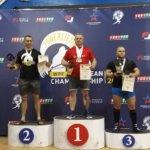 Спортсмен Glorax Life – абсолютный чемпион Европы по пауэрлифтингу
