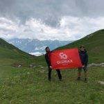 Участники Glorax Life прошли по живописному маршруту Кавказкого заповедника