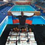 Чемпион Glorax Life завоевал 9 медалей на Чемпионате Мира по водным видам спорта в Южной Корее