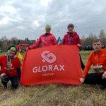 Участники Glorax Life пробежали трейл в Сергиевом Посаде