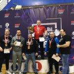 Спортсмен Glorax Life взял две золотые медали на Всероссийском турнире по пауэрлифтингу